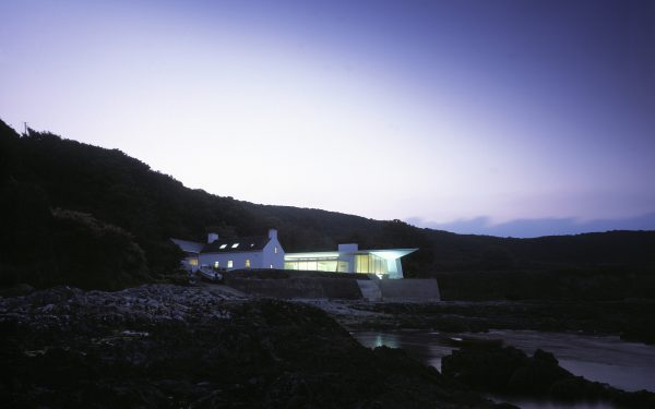 Feature image for House at Dirk Cove by Niall McLaughlin Architects