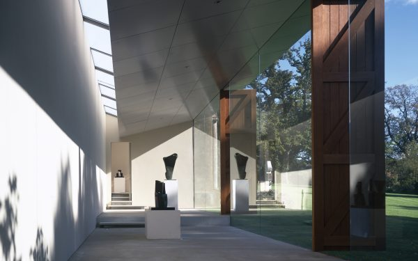 Feature image for Roche Court Sculpture Gallery by Munkenbeck + Marshall