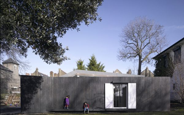 Feature image for Montpelier Community Nursery by AY Architects