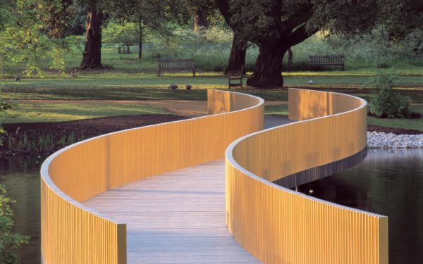 Feature image for THE SACKLER CROSSING by John Pawson Architects