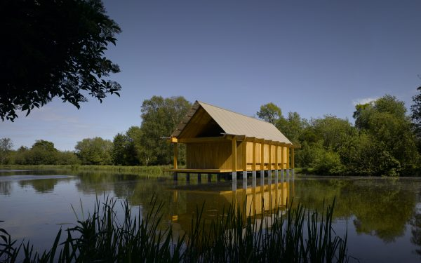 Feature image for The Fishing Hut by Niall Mclaughlin Architects